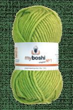 My Boshi No.1  -  Farbe 121  limettengrün