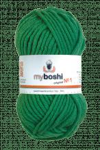 My Boshi No.1  -  Farbe 122  grasgrün