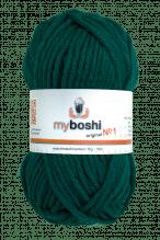 My Boshi No.1  -  Farbe 123  smaragd
