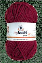 My Boshi No.1  -  Farbe 135  bordeaux