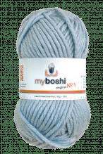 My Boshi No.1  -  Farbe 156  eisblau