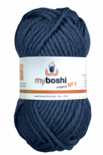 My Boshi No.1  -  Farbe 157  blaubeere