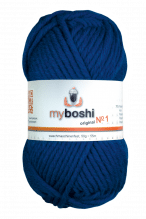 My Boshi No.1  -  Farbe 159  saphir