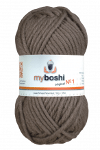 My Boshi No.1  -  Farbe 175  schlamm