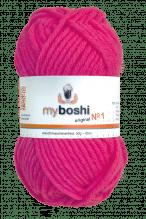 My Boshi No.1  -  Farbe 182  neon pink