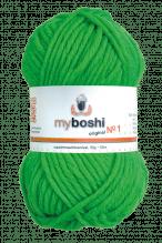My Boshi No.1  -  Farbe 184  neon grün