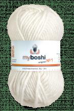My Boshi No.1  -  Farbe 191  weiß