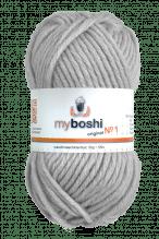 My Boshi No.1  -  Farbe 193  silber