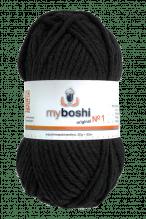 My Boshi No.1  -  Farbe 196  schwarz