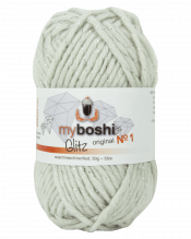 My Boshi No.1 * Glitz * - Farbe L2  Quarz