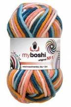 My Boshi No.1 * Multicolor * - Farbe C7  eisvogel