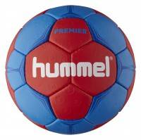 Handball HUMMEL Premier red/blue