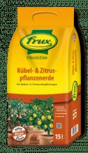 Kübel- & Zitruspflanzenerde, Frux, 15 Liter