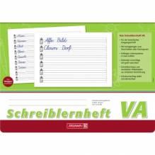 Schreiblernheft VA-Schrift