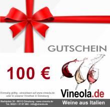 Geschenkgutschein über 100 €