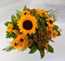 Blumenstrauß der Woche 'Die Sonne lacht'