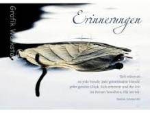 Trauer & Abschied Blumen Grafik Werkstatt