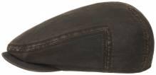 Stetson Schiebermütze Old Cotton Mütze braun
