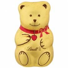 Lindt 'Teddy' Vollmich Schokolade, 40g