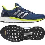Adidas Herren Laufschuh Supernova m  blue/silvmt/syellow