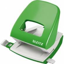 Leitz Locher NeXXt 50080050 max. 30Bl. Metall hellgrün