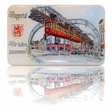 Flexi-Magnet Wuppertal 'Wir halten zusammen!'