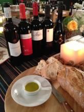 Gutschein für eine Weinprobe mit feinen Weinen und allerlei Leckereien