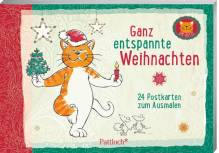Om-Katze - Ganz entspannte Weihnachten