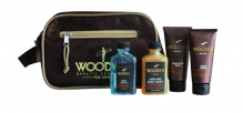 WOODY´S Holiday Travel Kit, 4 - teilig
