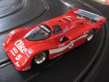 BRM009C Porsche 962 Coca Cola 1:24 Set montiert