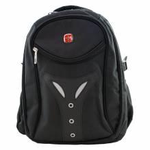 Freizeitrucksack Businessrucksack mit Laptoppfach schwarz
