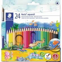 STAEDTLER Farbstift Noris Club aquarell 144 10NC24 24 St./Pack.