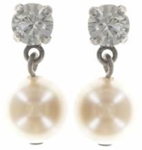 Konplott Konplott Ohrringe Steckverschluss Pearl