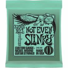 ERNIE BALL E-Gitarren-Saiten 'Not even slinky' 012-56