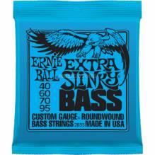 ERNIE BALL E-Bass-Saiten 'Extra Slinky' 040-095
