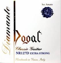 DOGAL Diamante Classic Guitar Saiten für Konzertgitarre NR127D Extra Strong