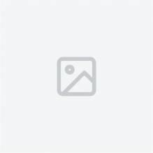 Tischleuchte VELA aus Glas mit Dekor orange