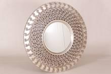 Silberner Spiegel ( Unikat )