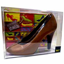 Schuhe Schokolade