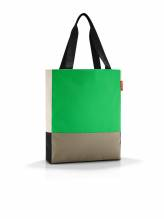 Reisenthel patchworkbag green Damen Shopper HW5032