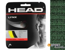 HEAD Tennissaite Lynx 12m neon gelb