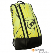 Dunlop Tennistasche Revolution NT 6-Racket Bag neongelb/schwarz