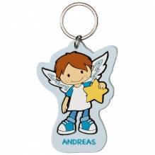 Nici Schutzengel 'Andreas' Guardian Angels, Kunststoff SA 6,5cm
