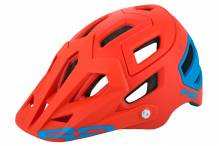 R2 TRAIL All Mountain Enduro MTB Fahrrad Helm rot