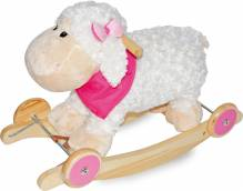Schaukelpferd / Schaf ...mit Melodie