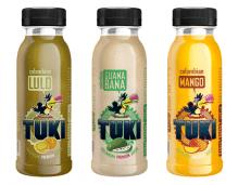 TUKI - Mango, Lulo, Guanabana Pack 5x3 Flaschen à 250ml (15 Flaschen)....