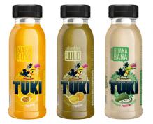 TUKI - Maracuya, Lulo, Guanabana Pack 5x3 Flaschen à 250ml (15 Flaschen)