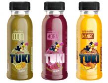 TUKI - Lulo, Mora, Mango - Pack 5x3 Flaschen à 250ml (15 Flaschen)