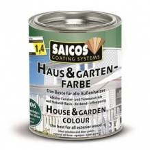Haus & Garten-Farbe Seycellenblau 0,75 l