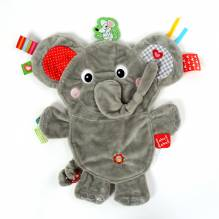 Elephant - weiches Kuscheltier